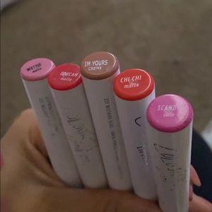 Colour pop lipsticks (all)